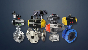 Air Operated Valves