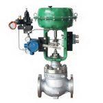 COVNA Pneumatic Steam Control Valve with Pneumatic Acuator