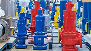 Purpose and function of safety valves
