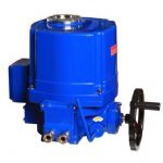 Explosion-proof Intelligence Quarter-Turn Motor Electric Actuator