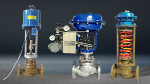 Self-operated Control Valve Introduction