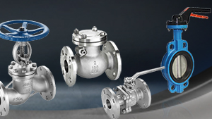 What are the characteristics of Gate Valves