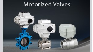 The Advantages of 2 Way Motorized Ball Valve