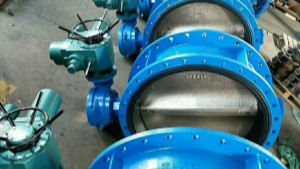 What Does a Electric Butterfly Valve Do?