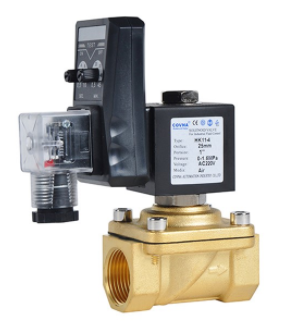 Electric Automatic Drain Timer Solenoid Valve