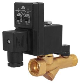 auto drain solenoid valve